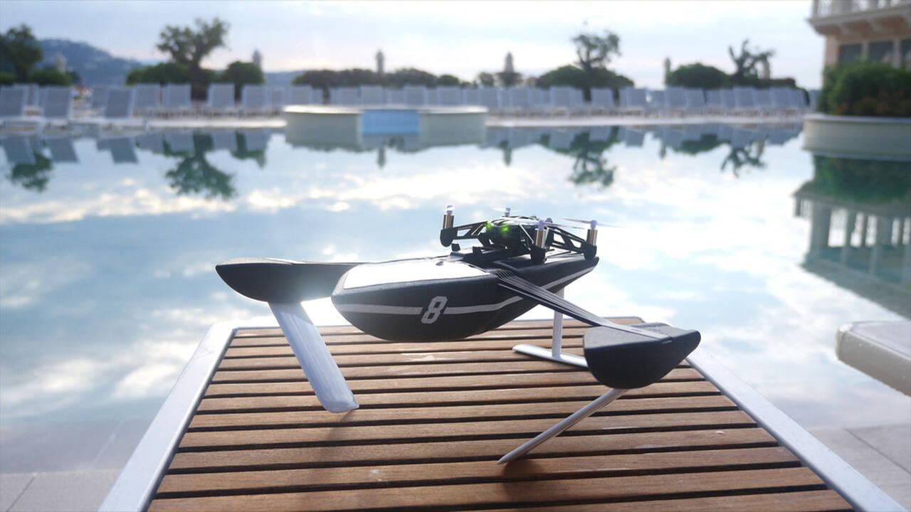 Drohnen Aktie