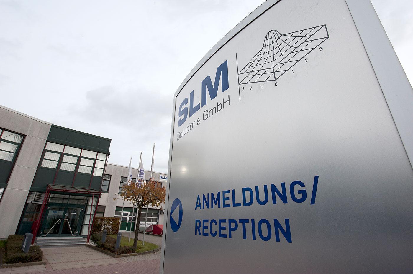 Aktie Slm Solutions