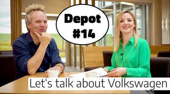 Let's talk about Volkswagen (mit dem Börsenpunk)   #endlichAktionär Depot #14