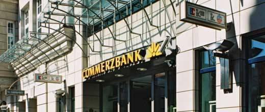 Kursziel Commerzbank