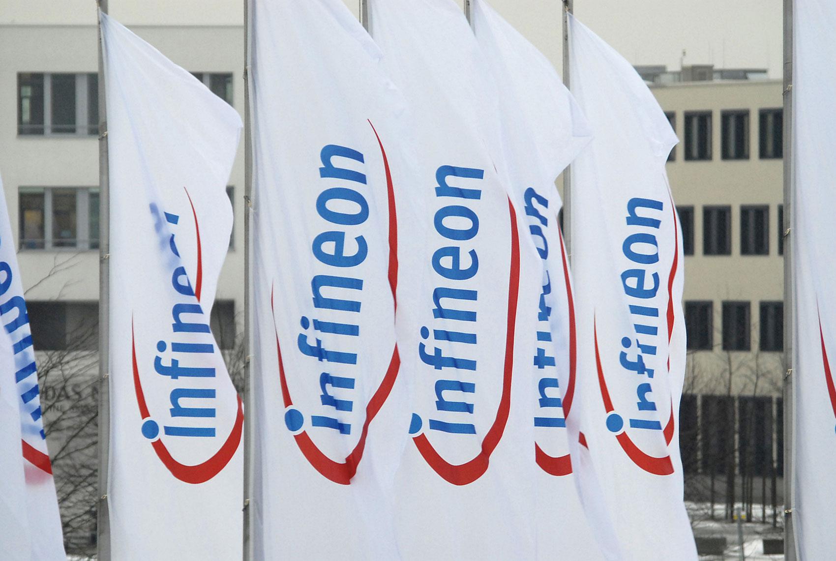 Kurs Infineon